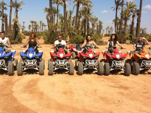 Marrakech Palm Groves Quad Biking Activity Fotos