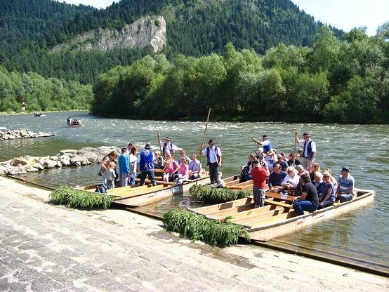 The Dunajec River Gorge Photos