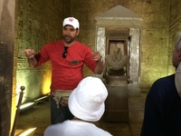 Tour Inside Edfu Temple