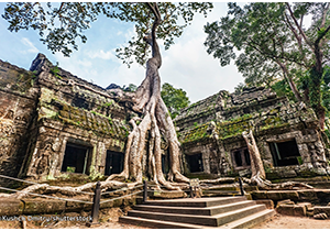 Welcome to Angkor Zone Tour Package Photos