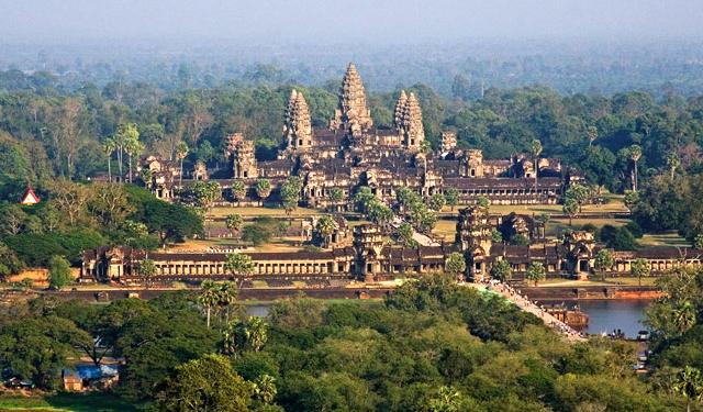 Tour in Siem Reap Angkor Wat Photos