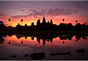 Tour in Angkor Zone Photos