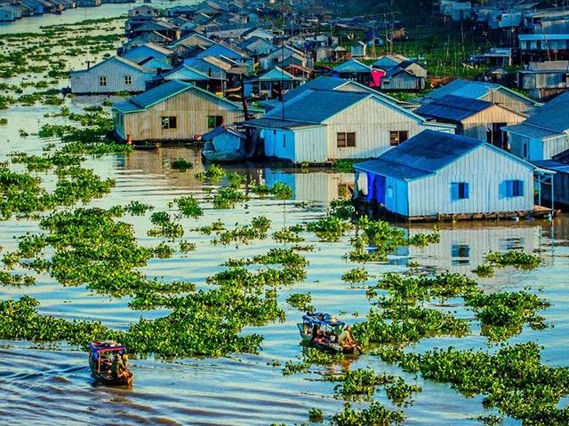 My Tho - Ben Tre - Can Tho - Chau Doc Photos