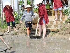 Jacktranecotours - Rice Planting & Fishing Fotos