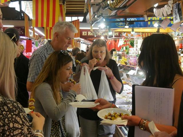 The Best Food Tour in El Born Barcelona Photos