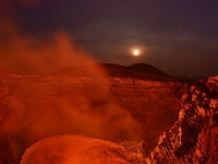 Night Tour to Masaya Volcano