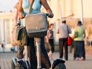Experience Tel Aviv with Segway