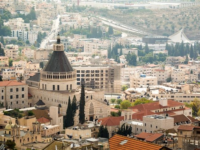 Nazareth and Golan Heights Tour Photos