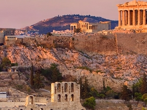 Athens Largest City of Greece Photos