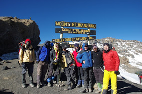 Mt Kilimanjaro Trekking Via Machame Fotos