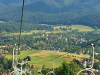 Catholic Tour Zakopane Tatras, Hot Spring, Village & Cable Car