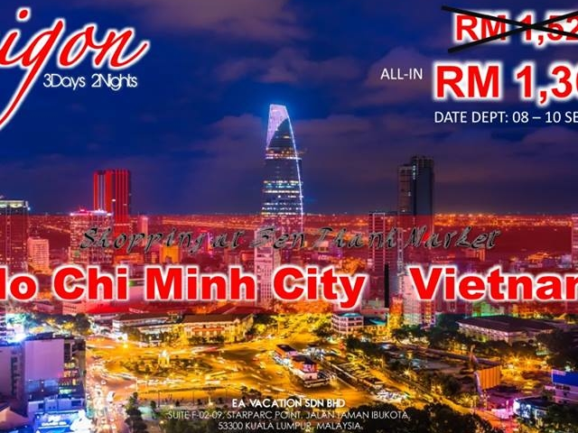 Ho Chi Minh City - Vietnam Photos