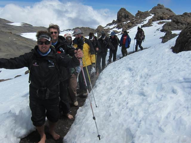 Climb Mountain Kilimanjaro Marangu Route Photos