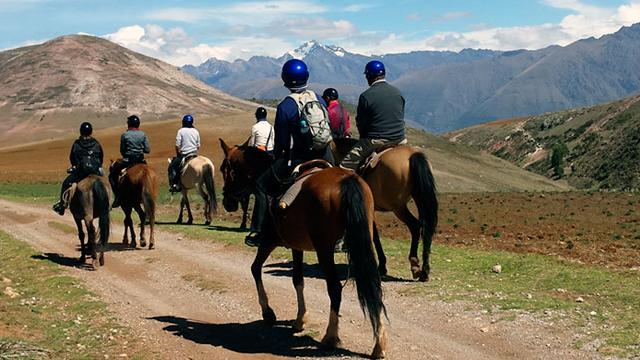 Horse Riding Cusco - 4 Ruins Tour Photos