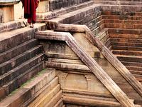 Srilanka Anuradhapura Twin Ponds