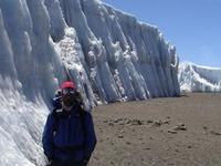 Rebb Man Glacier.