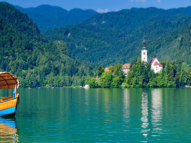 Sightseeing in Bled Photos