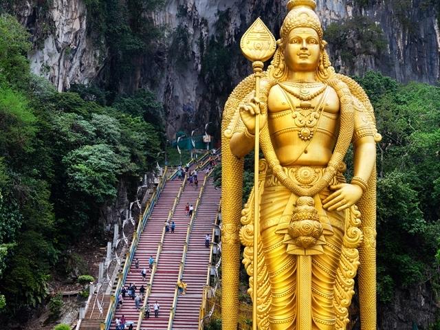 Batu Caves Exploration & Countryside Scenic Tour Photos
