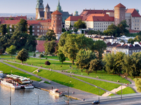 Krakow in a 3-Hour City Tour by Electric Car