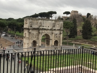 Golf Cart Private Rome City Tour with Driver & Tour Guide