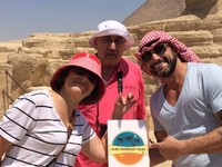 Day Trip to Giza Pyramids and the Egyptian Museum