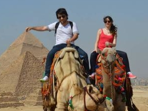 Tours a El Cairo desde Sharm El Sheikh por avión