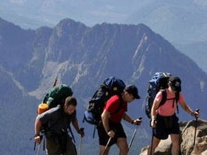 Sirimon Route Mount Kenya Climbing Treks Photos