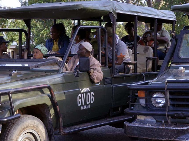Yankari Game Reserve Photos