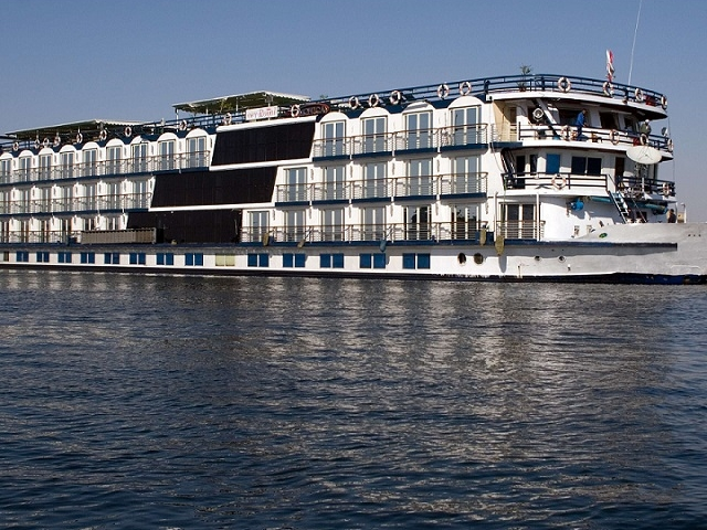 Nile Cruise from Aswan to Luxor Photos