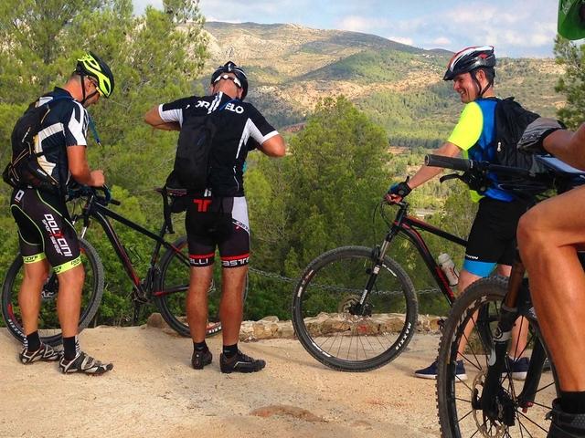 Mountain Bike Tour Lliber Photos