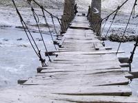 Dangerous Bridge...