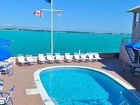 Summer cool in Exuma, Bahamas