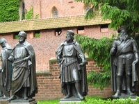 The Secrets of Teutonic Knights from Malbork Castle