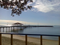 Redcliffe Main Beach Jetty