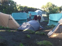 Kili Camp Day 2