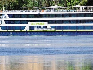 Farida - Nile Cruise Trip Photos