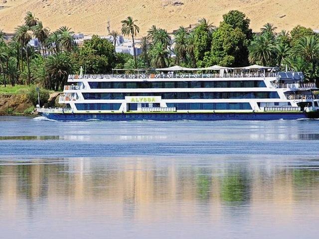 Farida - Nile Cruise Trip Photos
