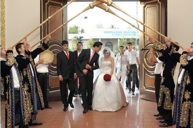 Uzbek Culture Through An Uzbek Wedding Photos