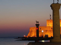 Rhodes, Crete and Santorini, 10 Days Vacation