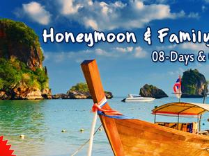 Thailand Honeymoon & Family Tour Fotos