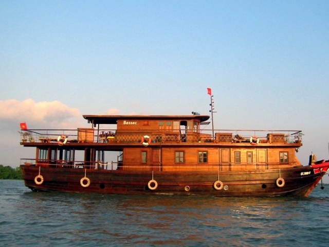 Mekong Delta Cruise Package Photos