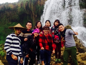 Ba Be lake - Ban Gioc waterfall Photos