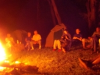 Meru National Park Camping