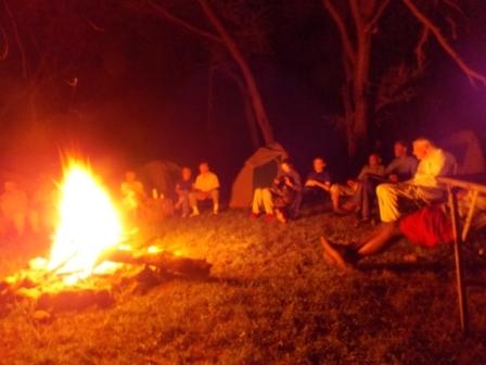 Meru National Park Camping Photos