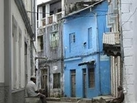 Ancient Stone Town, Narrow Streets