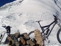 Cycling On Annapurna