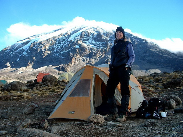 7 Days Mount Kiliamnajro Machame Root Photos