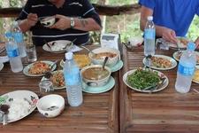 Thai Lunch Menu At The Farm...