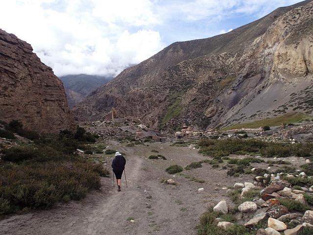 Nar-Phu Hidden Valley Explore and Trek Nepal Photos