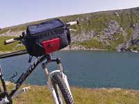 Polar Mirage Pro With Hadle Bar Bag